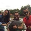 Daniela Albuquerque entrevista a dupla sertaneja Hugo e Tiago