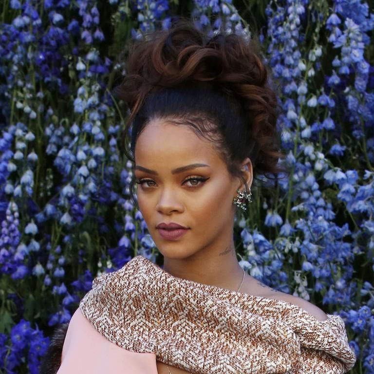 Cantando nova música-tema,Rihannarevela ser fã de 'Star Trek' desde criança