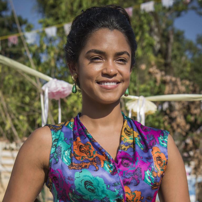 'Luzia é uma heroína do amor', diz Lucy Alves sobresua personagem de'Velho Chico'
