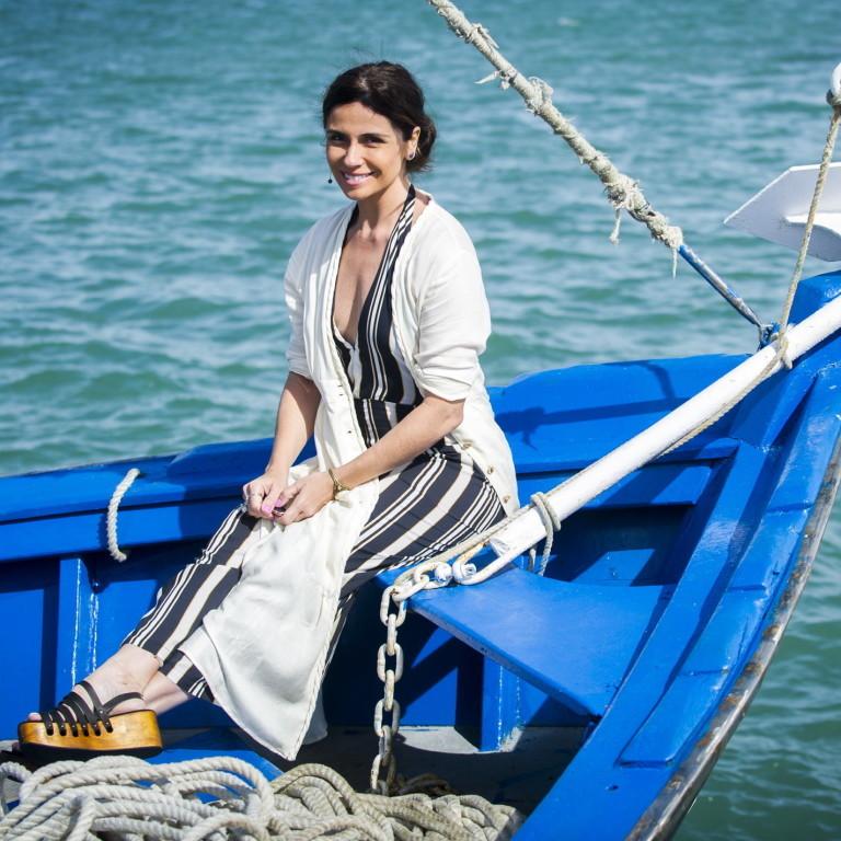 Personagem de GiovannaAntonelliem 'Sol Nascente' usará looks de inspiração japonesa