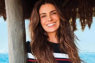 Giovanna Antonelli � a capa da revista