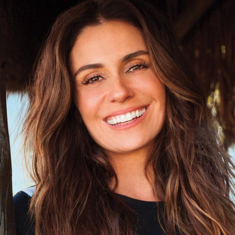 'Na minha vida não existe mais dieta', diz GiovannaAntonelli