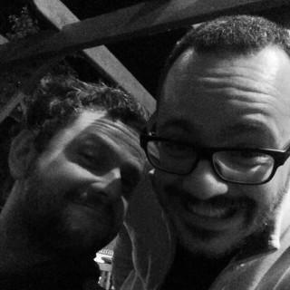 Danton e Selton Mello postam foto juntos para celebrar o Dia do Irmão