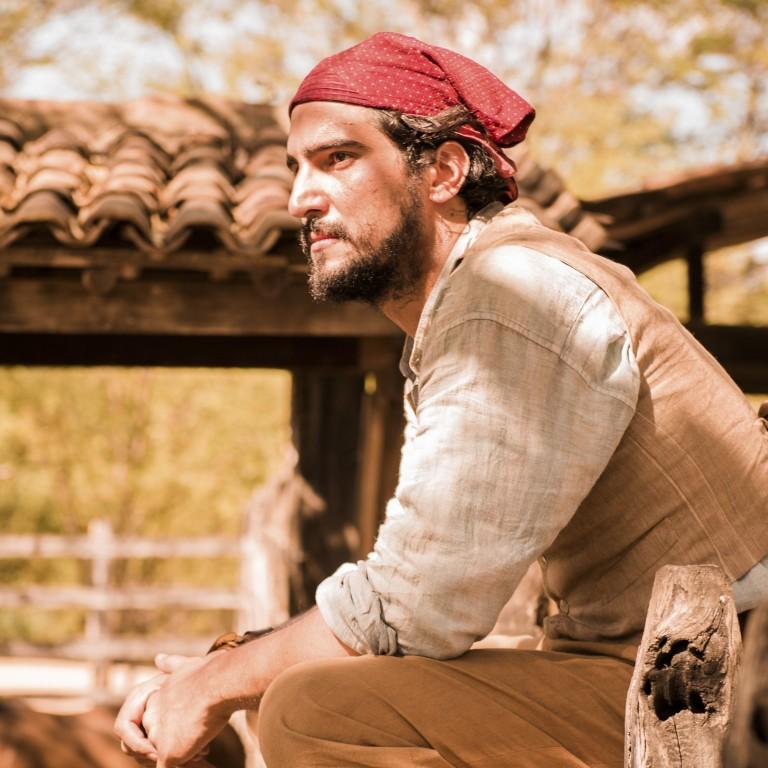 'Vou com você para sempre', diz ator que fez Santo na primeira fase de 'Velho Chico' sobre Montagner