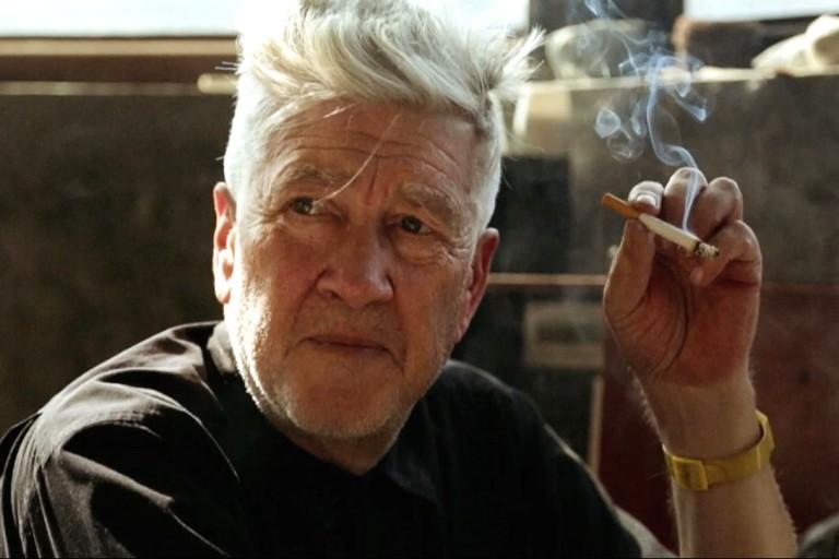 O cineasta David Lynch, que lançou novo curta-metragem