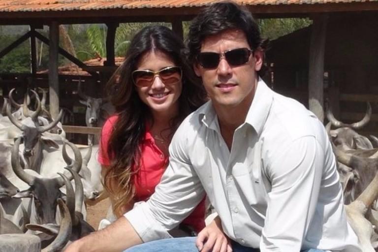 Após quatro anos, termina namoro entre Paula Fernandes e dentista Henrique do Valle