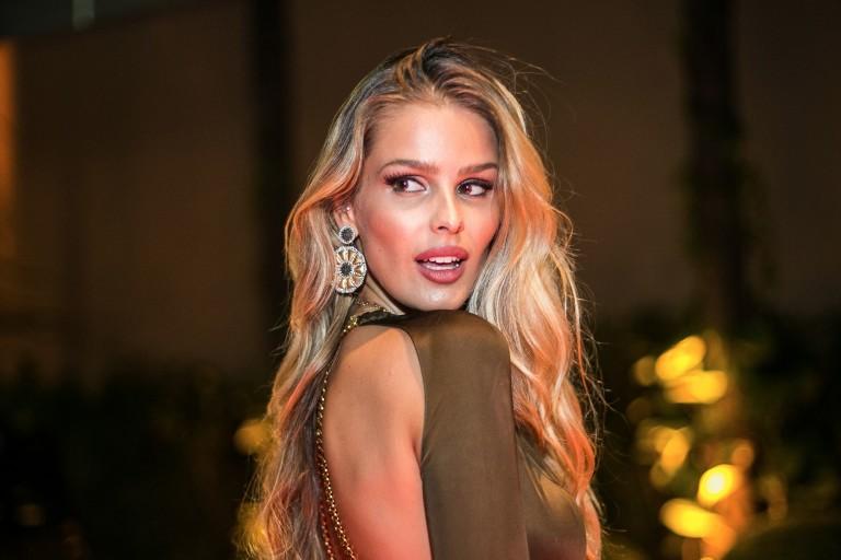 A modelo Yasmin Brunet