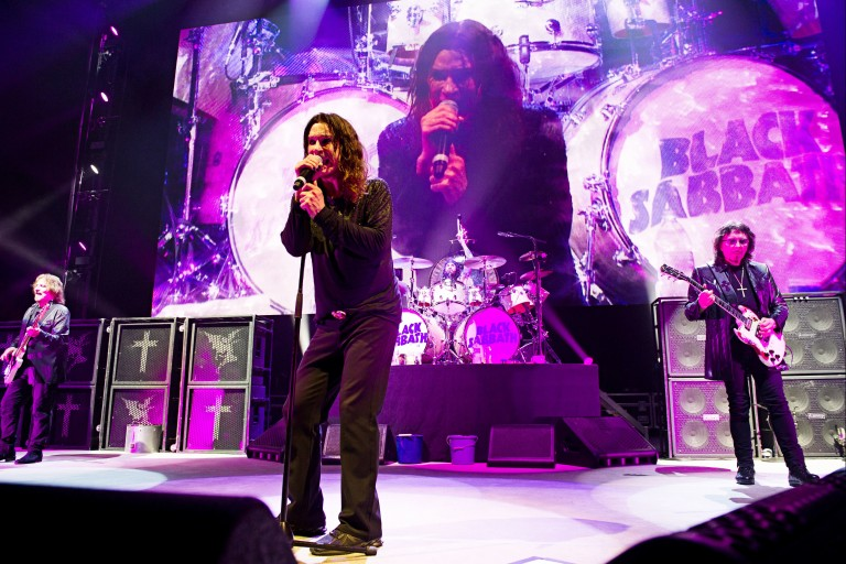 Turnê de despedida do Black Sabbathchega a São Paulo