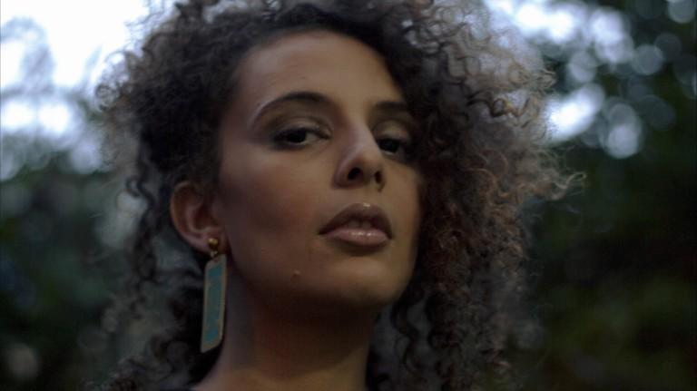 A cantora Luiza Lian participa da Mostra Sêla