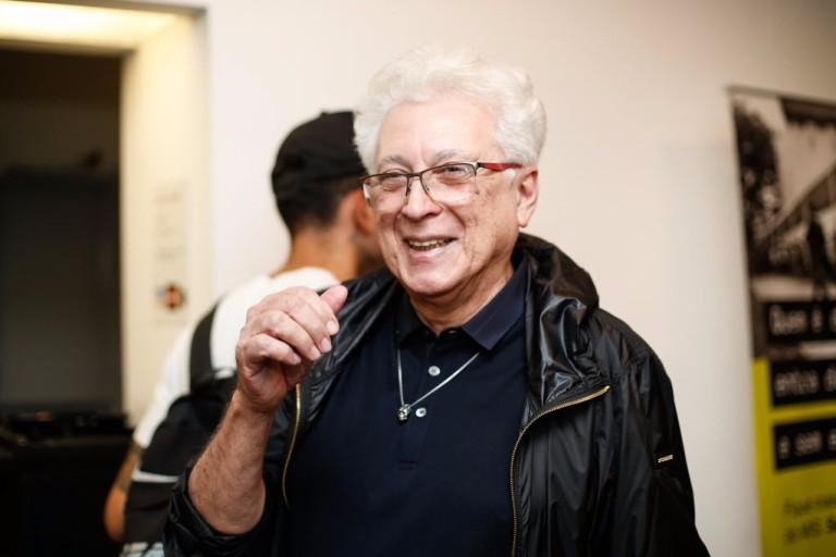 O autor Aguinaldo Silva