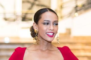A atriz Taís Araújo