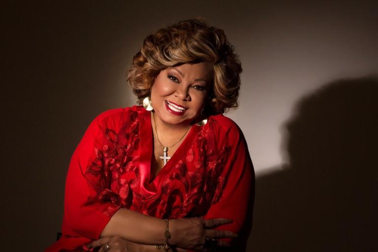 A cantora Alcione faz série de shows no Sesc Belenzinho