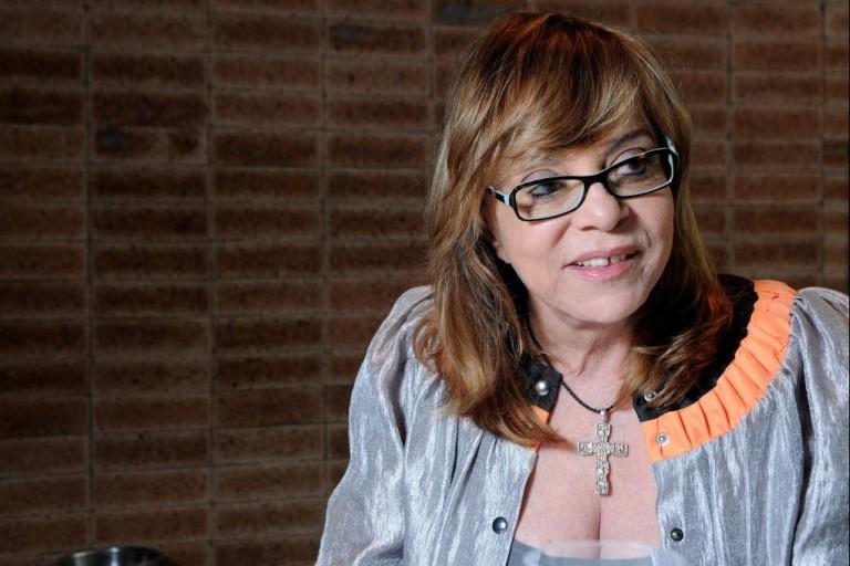 Gloria Perez, mãe da atriz Daniella Perez