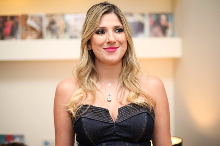 A atriz Dani Calabresa
