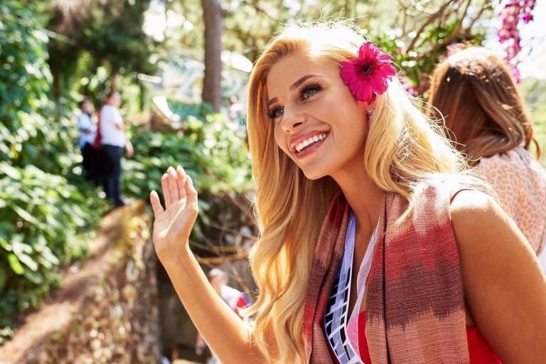Semelhança entre Grazi Massafera e candidatada Dinamarca ao Miss Universo impressiona