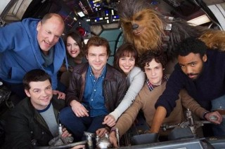 O elenco do filme de Han Solo