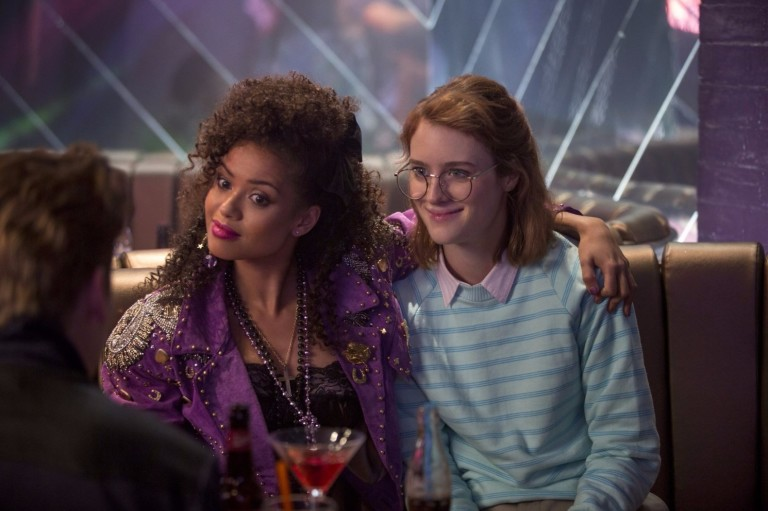 "Cena do quarto episódio da terceira temporada de ""Black Mirror"", ""San Junipero"""