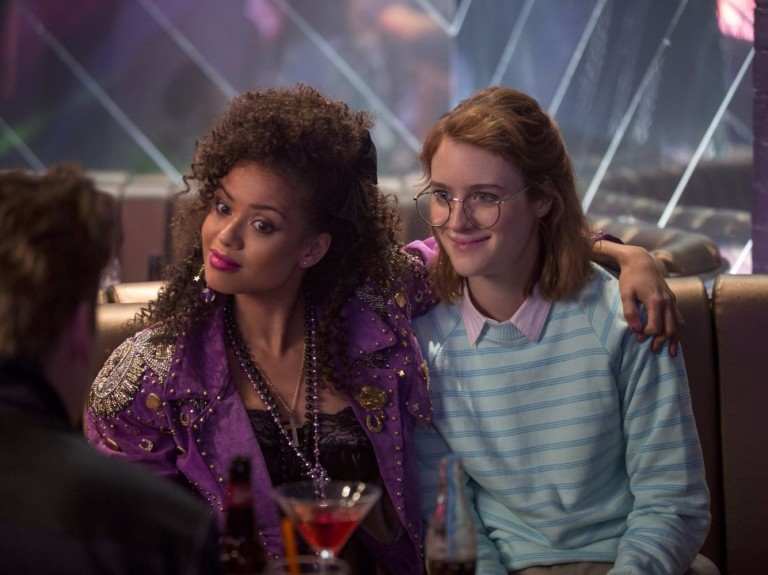 Cena do quarto episódio da terceira temporada de 'Black Mirror', 'San Junipero'