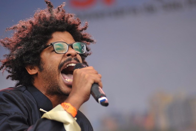 O músico maranhense Negro Leo deve apresentar músicas de seu sétimo álbum 'Action Lekking