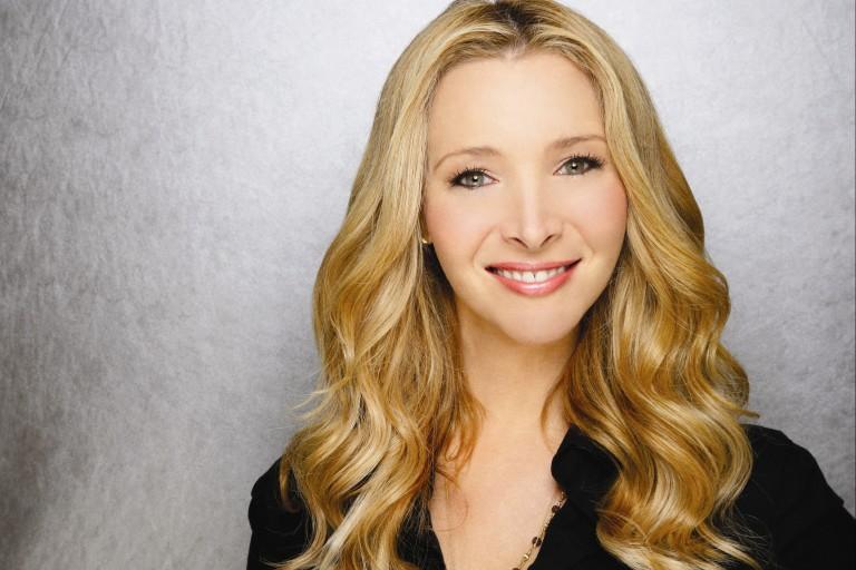 """A atriz Lisa Kudrow interpretou a espontânea e desastrada Phoebe Buffay em """"Friends"""""""