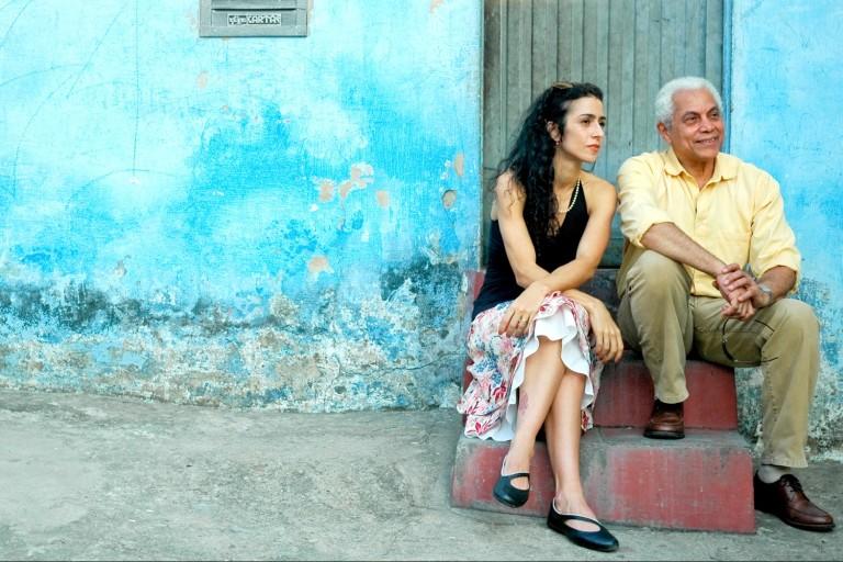 Paulinho da Viola e Marisa Monte