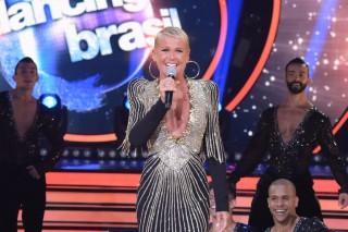 Xuxa no 'Dancing Brasil'