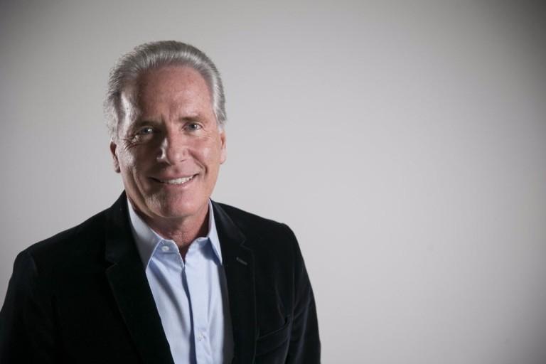 O apresentador Roberto Justus