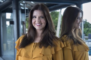 Mariana Santos na novela 'Pega Pega'