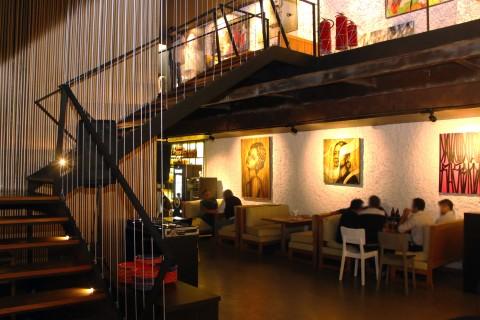 B.A.R. - Bar Arte Restaurante - Bares  778e4b1731c
