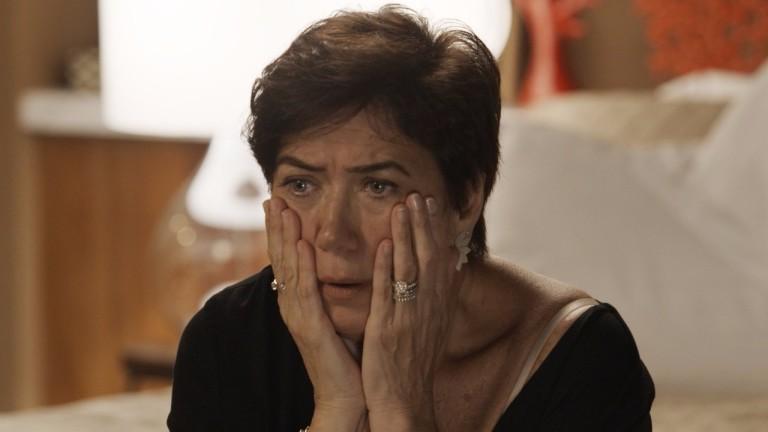 """Lilia Cabral como a personagem Silvana de """"A Força do querer"""""""