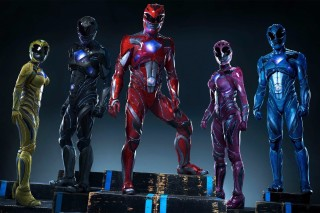 Os Power Rangers
