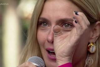 Carolina Dieckmann participa do Vídeo Show