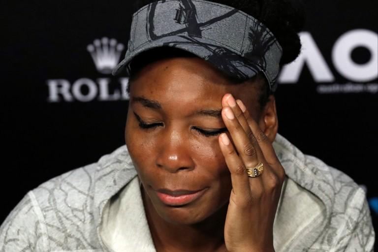 Venus Williams se envolve em acidente de carro e é investigada porcausar morte de homem de 78 anos nos EUA