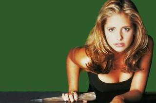 Sara Michelle Gellar é a estrela de 'Buffy: A Caça Vampiros'