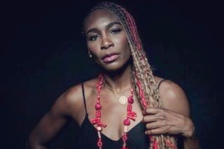 A tenista norte-americana Venus Williams