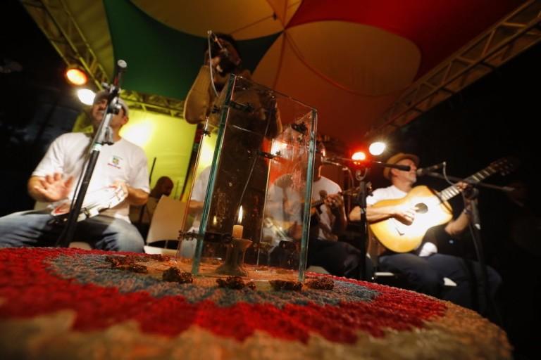 Segunda-feira é dia de Samba da Vela na Casa de Cultura de Santo Amaro