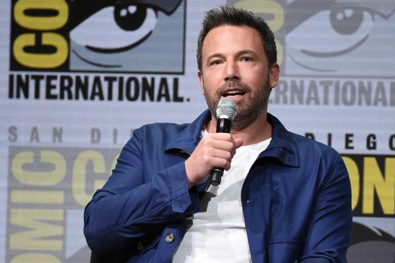 """Ben Affleck interpreta o novo 'Batman' em """"Liga da Justiça"""""""