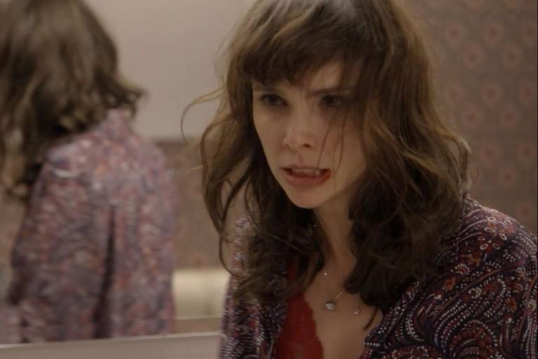 Débora Falabella em cena de 'A Força do Querer'