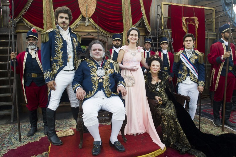 'Novo Mundo': Confira quem é quem na novela das seis da Globo