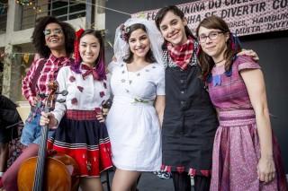 Balada junina em 'Malhação: Viva a diferença'