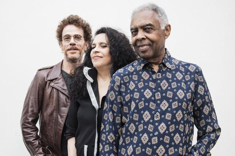 Gilberto Gil, Gal Costa e Nando Reis estreiam turnê 'Trinca de Ases'