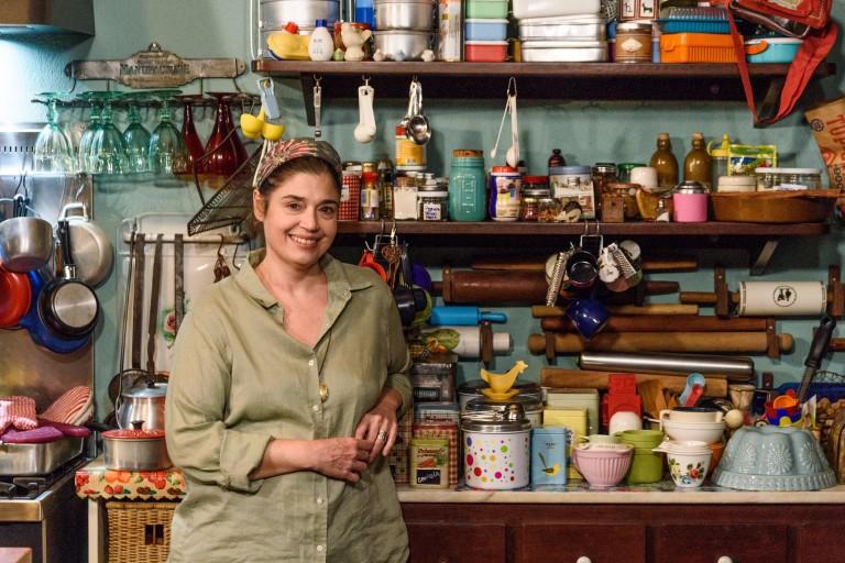 A chef Heloísa Bacellar, do Lá da Venda