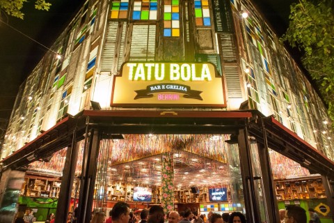 Tatu Bola Bar e Grelha 8049744b4fa