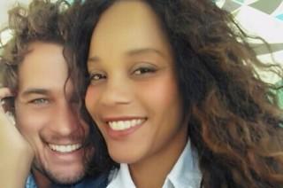 Felipe Dylon e a Aparecida Petrowky se separam depois de quase seis anos de casamento
