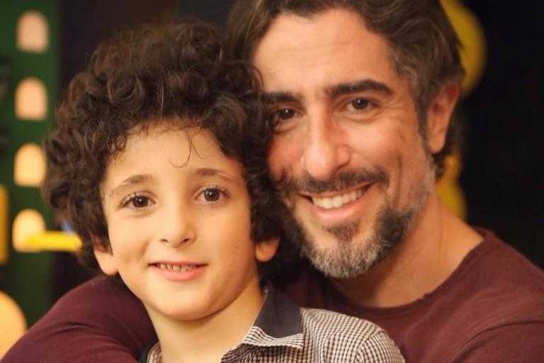 Pai de três, Marcos Miondiz que filho caçula deve ser seu sucessor
