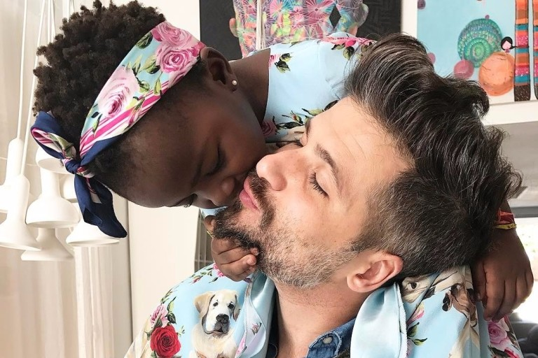 Pai de uma menina, Bruno Gagliassodiz que agora 'precisa de um menino'