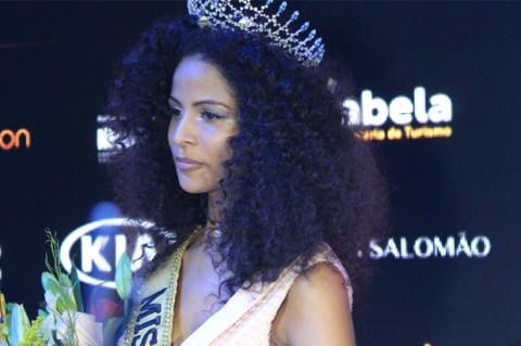 Monalysa Alcântara foi a vencedora do Miss Brasil Be Emotion 2017