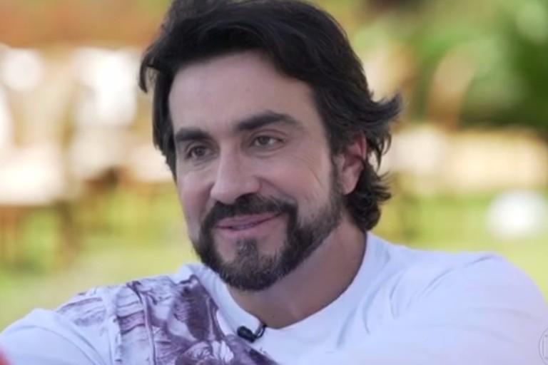 """Padre Fábio de Melo em entrevista ao """"Fantástico"""", da Globo"""