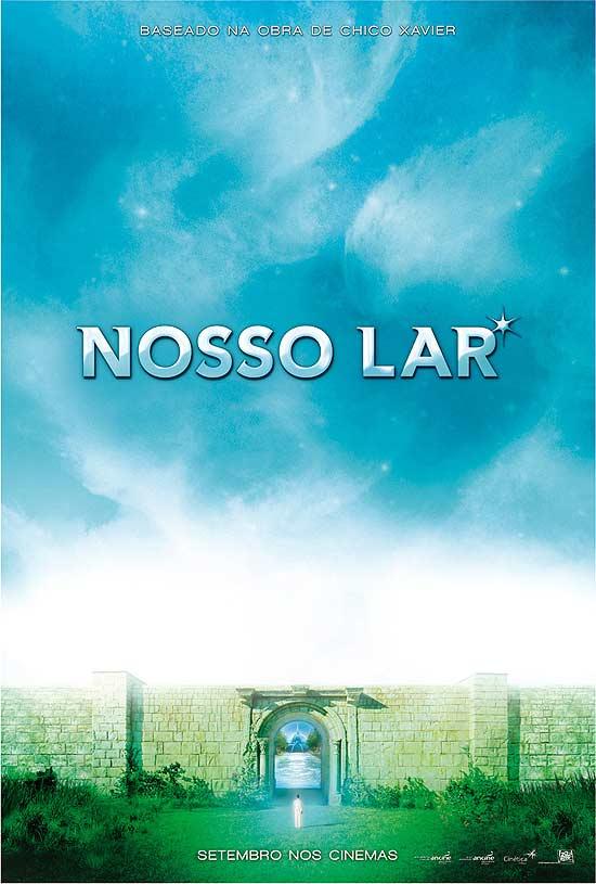 """""""Nosso Lar"""" é o nome da colônia espiritual que André Luiz nos apresenta neste primeiro livro de sua autoria"""