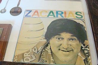 Acervo sobre Zacarias está em uma sala no centro cultural de Sete Lagoas (MG)